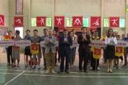 Khai mạc giải bóng bàn cán bộ lãnh đạo, quản lý và vô địch các nhóm tuổi tỉnh Hưng Yên tranh cúp Vietcombank