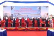 Khởi công Dự án Đầu tư, xây dựng sở hữu và kinh doanh chợ truyền thống kết hợp Trung tâm thương mại Tiên Lữ