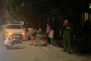 Ô tô đi ngược chiều gây tai nạn khiến 1 người tử vong tại đường Lê Văn Lương, Phường An Tảo