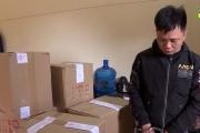 Công an huyện Kim Động, tỉnh Hưng Yên liên tiếp bắt giữ 3 vụ buôn bán, tàng trữ trái phép pháo nổ, thu giữ hơn 320 kg pháo