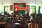 Hội cựu chiến binh tỉnh tổ chức Hội nghị triển khai nhiệm vụ năm 2021