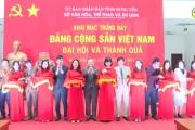 """Khai mạc trưng bày """"Đảng Cộng sản Việt Nam Đại hội và thành quả"""""""