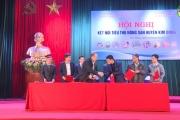Liên minh HTX Hưng Yên phối hợp UBND huyện Kim Động tổ chức Hội nghị Kết nối tiêu thụ nông sản huyện Kim Động 2021