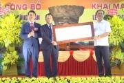 Công bố Quyết định công nhận bảo vật quốc gia tại chùa Hương Lãng, xã Minh Hải, huyện Văn Lâm