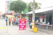 Thị xã Mỹ Hào thực hiện dãn cách xã hội