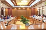 Đại hội đại biểu đảng bộ tỉnh Hưng Yên lần thứ 19 sẽ diễn ra từ ngày  24 đến ngày 26 tháng 10