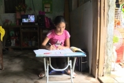 Em Nguyễn Ngọc Trâm Anh với phong trào