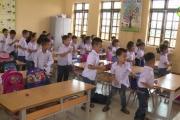 Hiệu quả môn học trải nghiệm đối với học sinh lớp 1