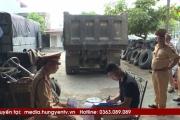 Hưng Yên xử phạt gần 6,4 tỷ đồng phương tiện chở hàng hóa quá tải