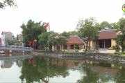 Yên Mỹ gìn gìn bảo vệ môi trường nhiều diện tích ao, hồ