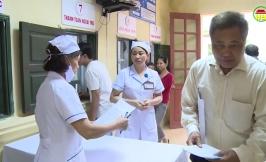Đổi thay từ trung tâm y tế thị xã Mỹ Hào.