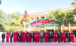 Khắp nơi ca hát: Tiếng hát mái trường Nguyễn Trung Ngạn - 40 Mùa Hoa thắm giữa đồng xanh.
