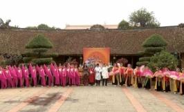 Giao lưu văn hóa xã Lạc Hồng, huyện Văn Lâm