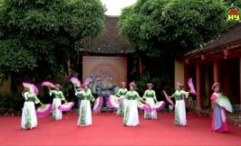 Lưu giữ hồn quê: Giao lưu giữa 2 làng văn hoá Thọ Bình và Bình Dân