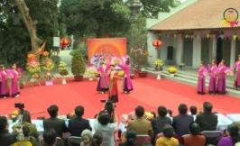 Lưu giữ hồn quê: Giao lưu văn hóa xã Yên Hòa, huyện Yên Mỹ