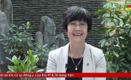 Nhà thơ Nguyễn Thị Hồng Ngát và bài: Thơ vui về con gái Hưng Yên