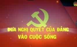 Vai trò của Cấp ủy chính quyền TT Văn Giang trong hỗ chợ cam cảnh, quất cảnh dịp Tết Tân Sửu 2021