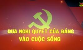 Xây dựng Đảng: Đảng bộ xã Dân Tiến, huyện Khoái Châu cải tiến, giảm hội nghị