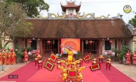 Lưu giữ hồn quê: Giao lưu giữa 2 làng Hoàng Trạch và làng Phú Trạch xã Mễ Sở, huyện Văn Giang