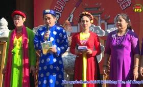Lưu giữ hồn quê: Giao lưu văn hóa xã Minh Đức, huyện Mỹ Hào