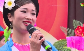 Lưu giữ hồn quê: Giao lưu văn hóa làng Đỗ Thượng và Đỗ Hạ, xã Quang Vinh, huyện Ân Thi
