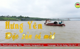 Đất và người Hưng Yên: Hưng Yên - Đặc sản cá mòi