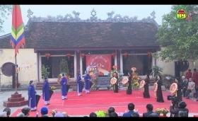 Lưu giữ hồn quê: Giao lưu văn hóa giữa 2 xã Nghĩa Đạo, tỉnh Bắc Ninh và Việt Hưng, tỉnh Hưng Yên.