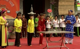 Lưu giữ hồn quê: Giao lưu văn hóa giữa hai làng Dị Chế và Đa Quang, xã Dị Chế, huyện Tiên Lữ