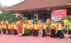 Lưu giữ hồn quê: Giao lưu văn hóa làng Minh Khai và Ngô Xuyên, TT Như Quỳnh, Văn Lâm