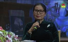 Gặp mặt nghệ sĩ: Nhà thơ Nguyễn Thị Hương