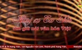 Hương xạ Cao Thôn gìn giữ nét văn hóa Việt