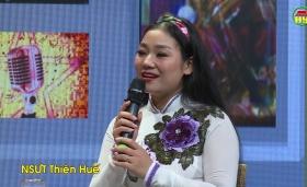 Khách mời văn nghệ sĩ: NSƯT Thiên Huế