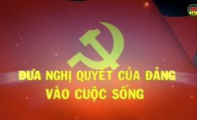 Đảng bộ xã Thành Công đề cao vai trò của đảng viên trong thực hiện nghị quyết