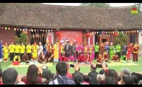 Lưu giữ hồn quê: Làng văn hóa: Nội Linh - Trịnh Mỹ - Đại Nại, xã Ngô Quyền, huyện Tiên Lữ.