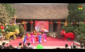 Lưu giữ hồn quê: Giao lưu văn hóa giữa 2 làng Phả Lê và Đồng Chung, xã Việt Hưng, huyện Văn Lâm