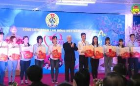 Công đoàn Hưng Yên với phong trào công nhân viên chức lao động.