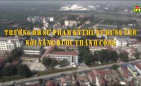 Trường ĐH sư phạm kỹ thuật Hưng Yên - Nơi nâng bước thành công.