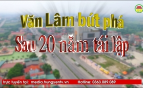 Phim tài liệu: Văn Lâm bứt phá sau 20 năm tái lập.