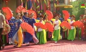 Lưu giữ hồn quê: Giao lưu văn hóa giữa hai làng An Cảnh và Xuân Đình, xã Hàm Tử, huyện Khoái Châu