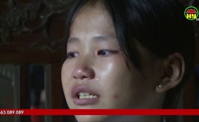 Ước mơ trở thành bác sỹ của em Trần Thị Hiền ở trường THCS Yên Hòa, Yên Mỹ