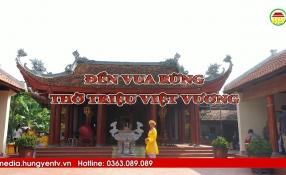 Đền Vua Rừng thờ Triệu Việt Vương.
