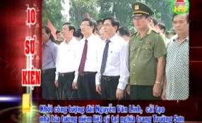 10 sự kiện nổi bật tỉnh Hưng Yên năm 2012
