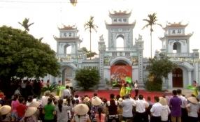 Lưu giữ hồn quê: Giao lưu giữa 2 làng Cao Xá và Trần Thượng, thị trấn Trần Cao, Phù Cừ