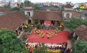 Lưu giữ hồn quê: Giao lưu văn hóa giữa 2 thôn Công Luận I và Công Luận II, Thị trấn Văn Giang
