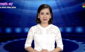 Thời sự Đồng bằng sông Hồng thứ 3 ngày 3/10/2017.