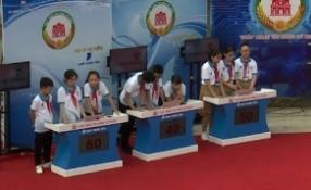 Thắp sáng tài năng xứ Nhãn số 2: Cuộc tranh tài giữa 3 trường: THCS Nguyễn Tất Thành, THCS An Tảo và THCS Bảo Khê