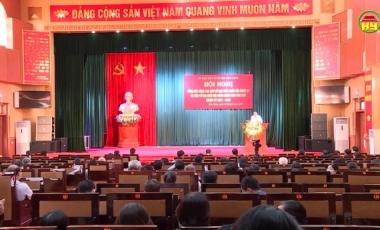 Huyện Kim Động  tổng kết công tác bầu cử
