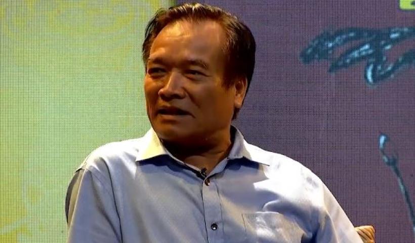 Gặp mặt văn nghệ sỹ: Nhà thơ Vũ Văn Toàn