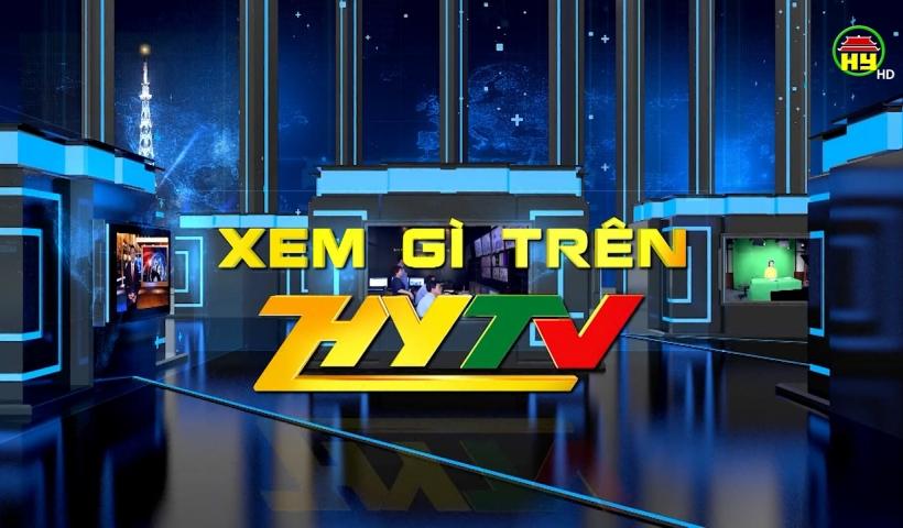 Xem gì trên HYTV số 18