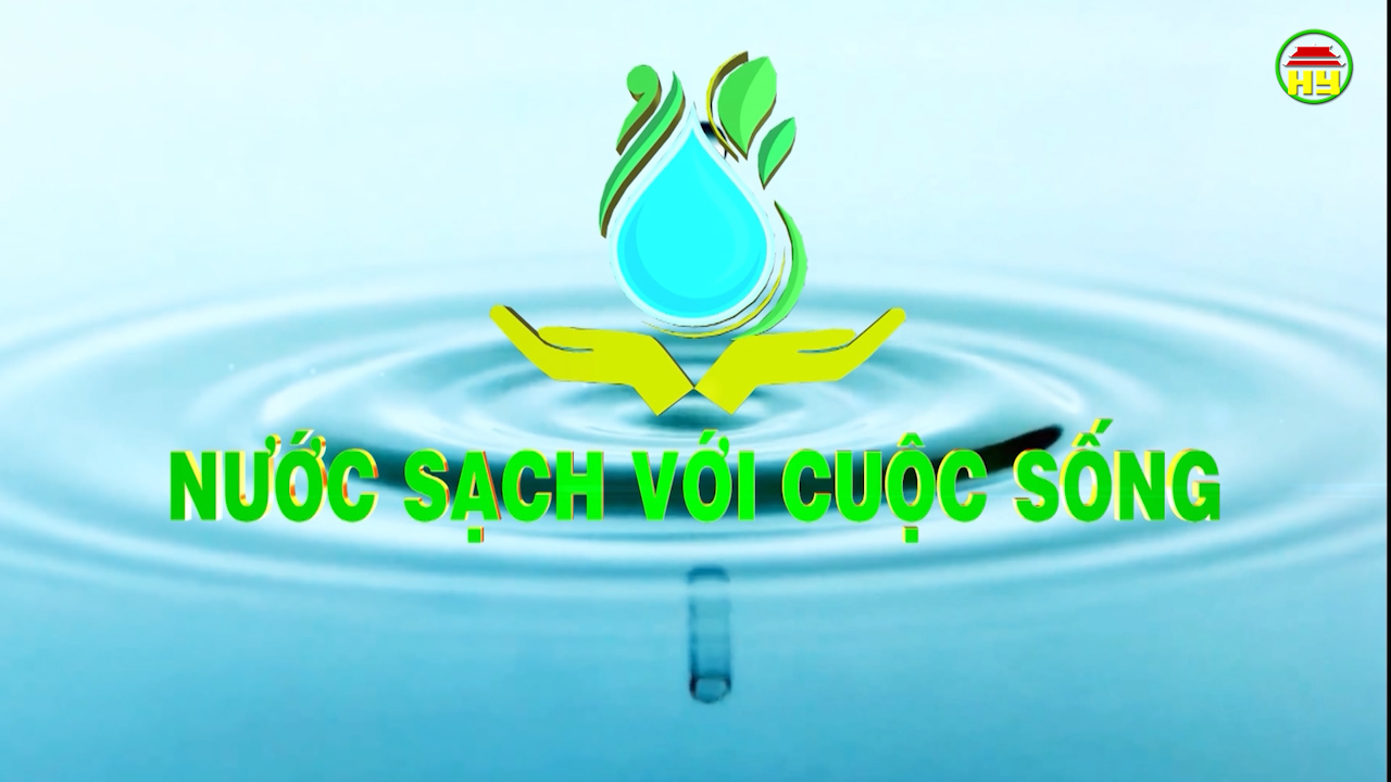 Nước sạch với cuộc sống: Huyện Văn Lâm tích cực triển khai nước sạch cho người dân